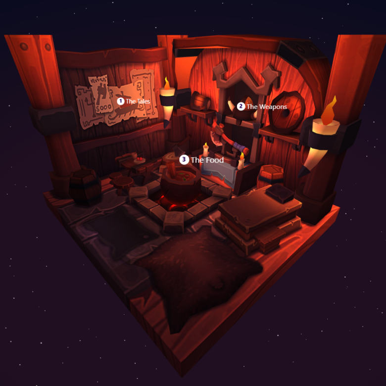 Viking Room Preview